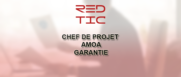 CHEF DE PROJET AMOA GARANTIE
