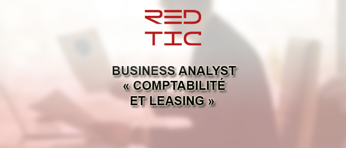 BUSINESS ANALYST COMPTABILITE ET LEASING